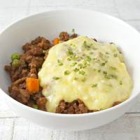 Crockpot Shepherd's Pie for Two Recipe - serves 2