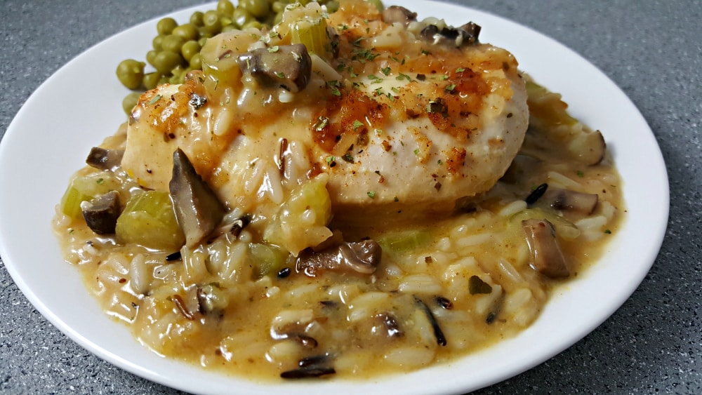 Easy Chicken and Rice Bake Recipe
