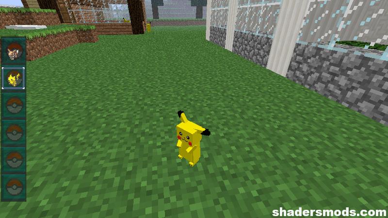 pikachu-pixelmon
