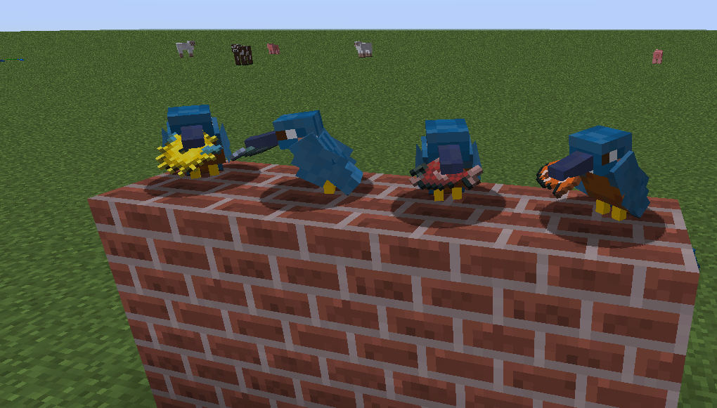 ExoticBirds-Mod