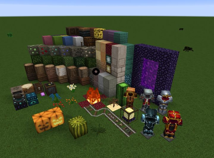 OzoCraft-Texture-Pack-2