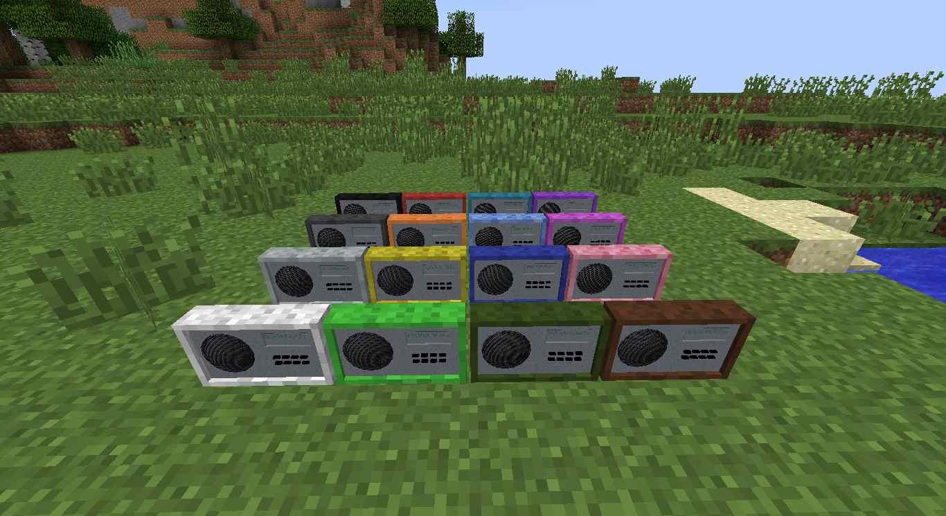 r2s Radio Mod 2