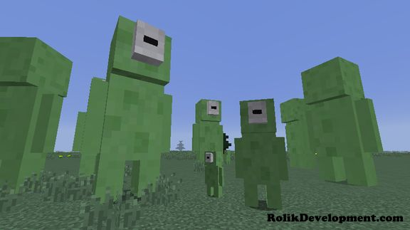 Even More Creatures Mod 11