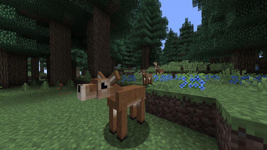 Familiar Fauna Mod 2