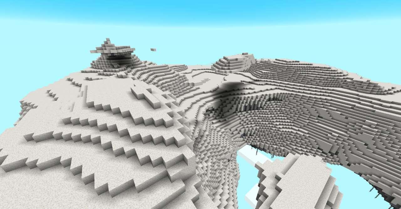 Sky Islands Mod 3