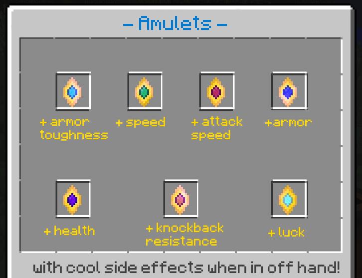 ExtraGems Mod 5
