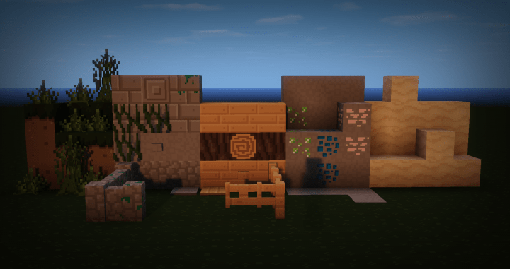 Olicraft Texture Pack 3