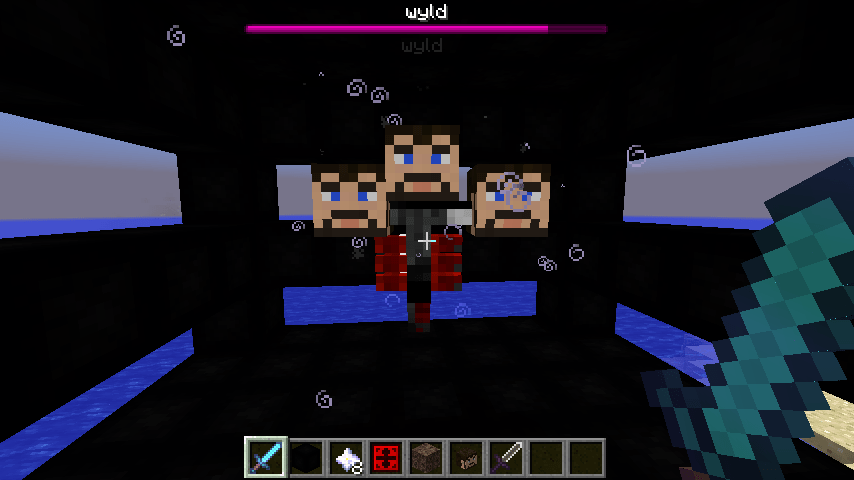 WitherCrumbs Mod