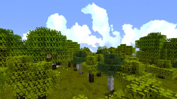 Summer Day Texture Pack 4