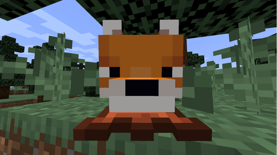 BetterFoxes-TexturePack
