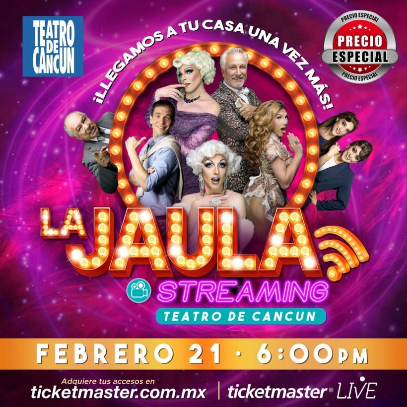 teatro de Cancun