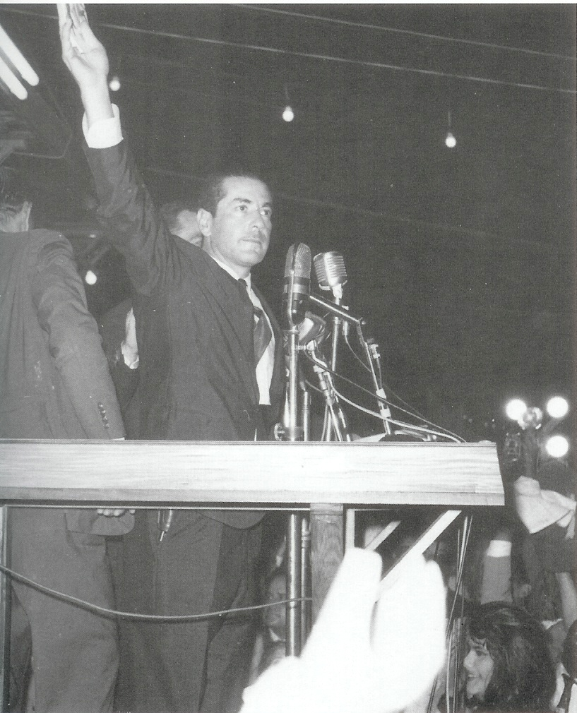 Resultado de imagem para brizola discursando em 1964