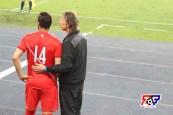 Claudio Pizarro iría al banco de suplentes en la Copa América
