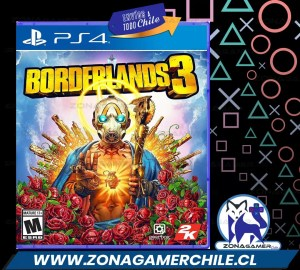 Borderlands3 Ps4