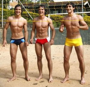 [VIDEO] Emilio, Leandro & Ricardo, Trillizos Brasileños