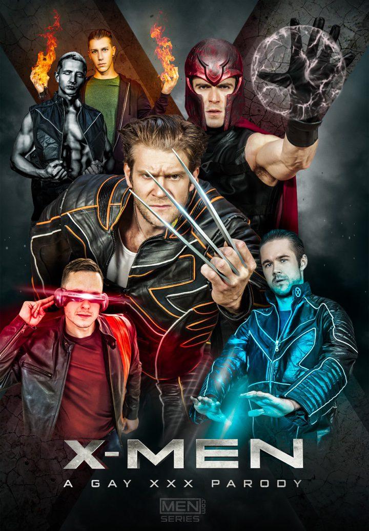 [PELICULA] X-Men A Gay XXX Parody (2016)