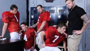 [VIDEO] Johnny Rapid, Colby Jansen, Ryan Rockford, Duncan Black, Rod Daily