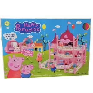 Castillo pepa pig