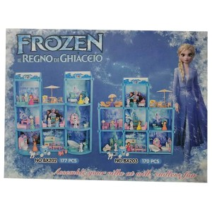 Villa de frozen