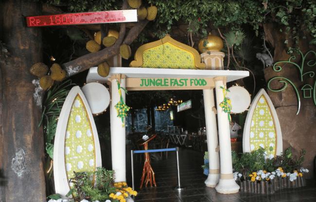 tempat makan di batu