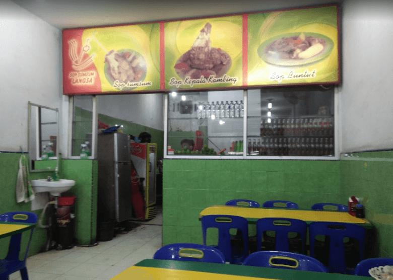 tempat makan paling asyik di medan