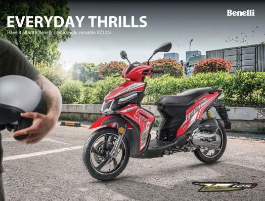 Benelli VZ125i_pre launch_Malaysia