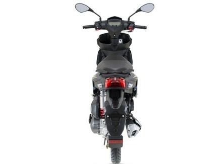 Benelli VZ125i_rearView