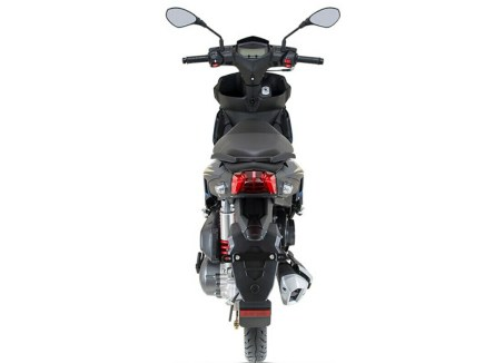 Benelli VZ125i_rearView