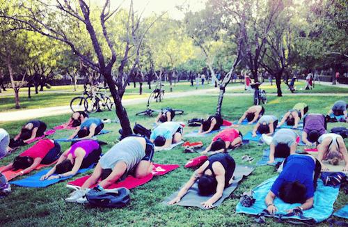yoga zona retiro madrid