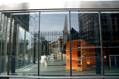 biblioteca casa fieras muebles