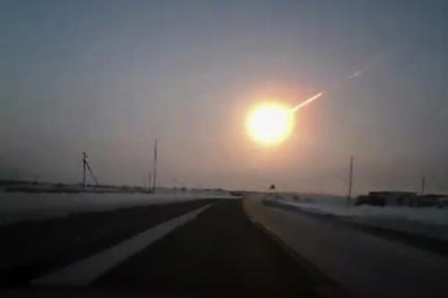 meteorito ruso convencion