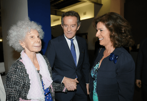 La duquesa de Alba, Alfonso Díez y Botella - Ayto