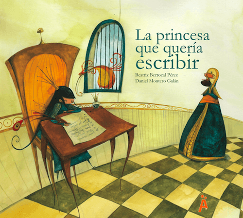 princesa-queria-escribir