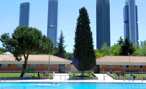 De piscinas en madrid excellent hacemos de su piscina un for Piscina municipal vicente del bosque