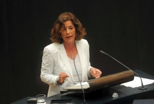 Ana Botella, en el Debate del Estado de la Ciudad del 7 de junio - Ayto