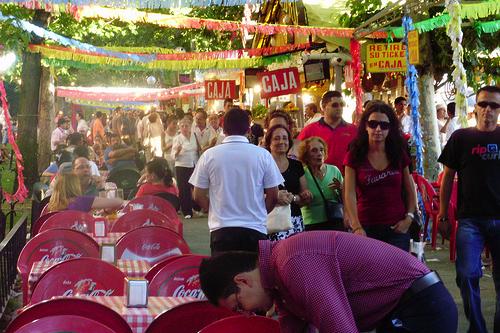 fiestas paloma madrid 2013