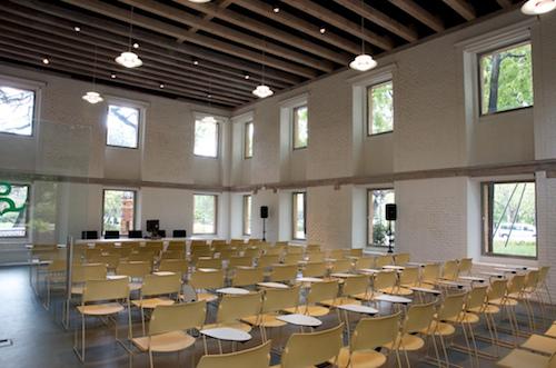 Sala de conferencias de la biblioteca - Zonaretiro