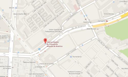 mapa-intercambiador-avenida-america