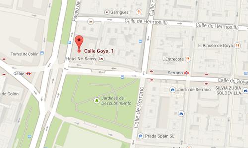 plaza-margaret-tacher-goya-castellana