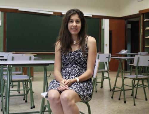 La futura médica Blanca Díez Sánchez - EFE