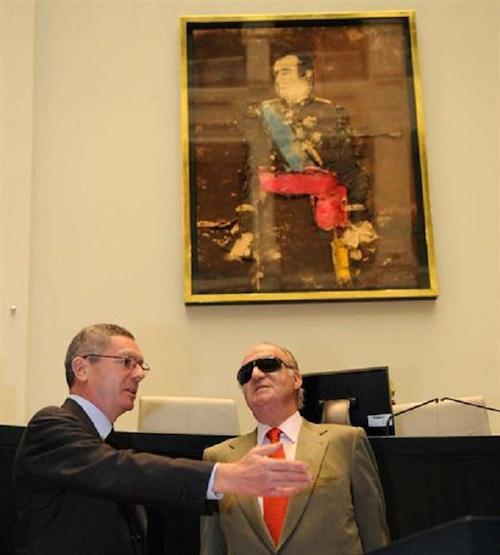 cuadro-rey-juan-carlos-ayuntamiento-madrid