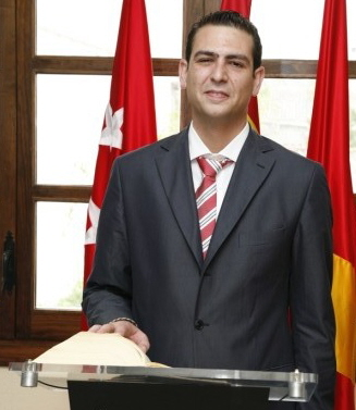 Gonzalo Cubas Navarro, Alcalde-Presidente de Torrejón de Velasco (PP)