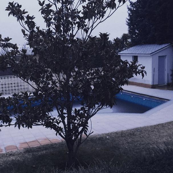 Nieve en Las Rozas este domingo - I. Jatirado