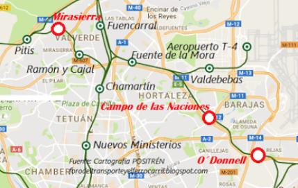 Tres nuevas estaciones de Cercanías en el norte de la ciudad
