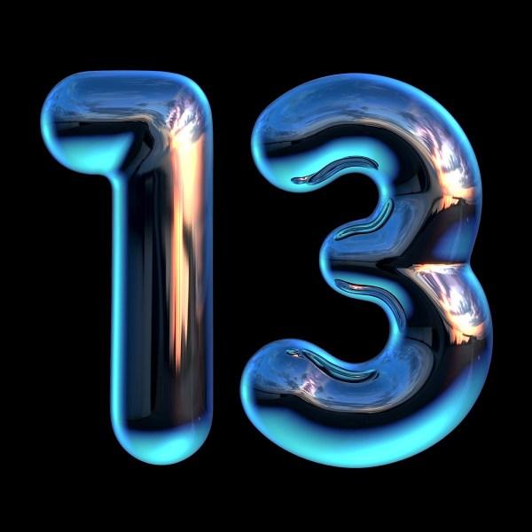 Магия числа 13 - Магия чисел - Нумерология - Все материалы ...