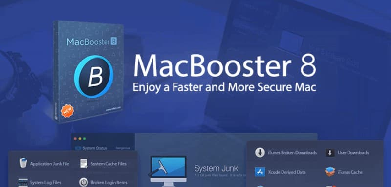 MacBooster v8.0.3 Patched For MacOS X