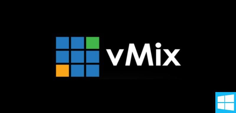 vMix Pro 22.0.0.66 Final, Crea producciones en vivo en HD, SD e incluso 4K