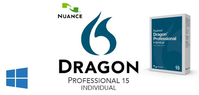 Nuance Dragon Professional Individual 15.30.000.141 (2019) Español