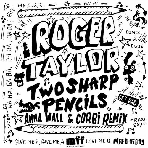 ANNA WALL_&_CORBI_REMIX_ROGER_TAYLORS_TWO_SHARP_PENCILS_www.zone-magazine.com