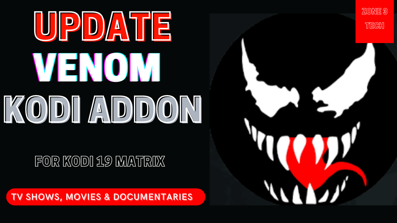 NEW UPDATE: How To Install Venom Addon on Kodi 19 Complete Guide 2021